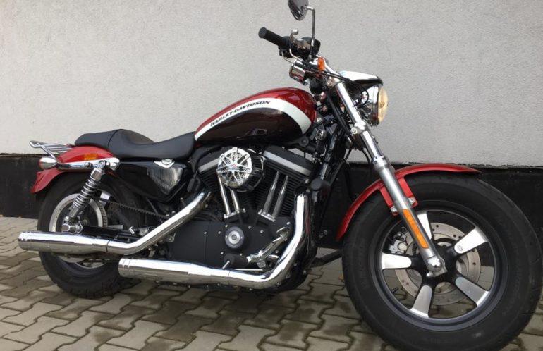 Harley-Davidson Sportster 1200 Custom A5, 2012, screamin eagle, gmol, Jeckyll & Hyde