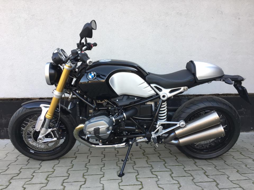 Projekt BMW r nine t rsd